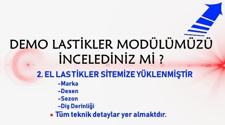 demo Lastik